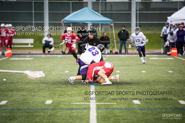2014-11-08 McGill Redmen vs Western Mustangs