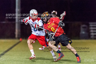 Brock Badgers at Guelph Gryphons