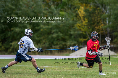 Guelph Gryphons at Laurentian Voyageurs