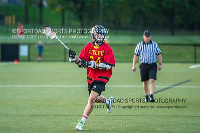 McMaster Marauders at Guelph Gryphons