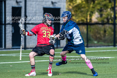 Nipissing Lakers at Guelph Gryphons