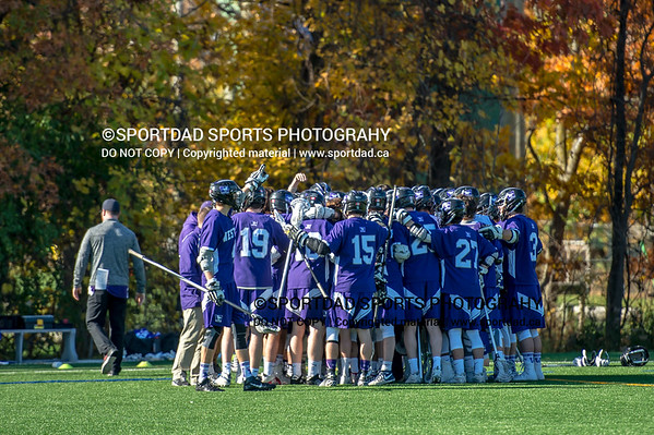 Western Mustangs defeated Trent Excaliburs