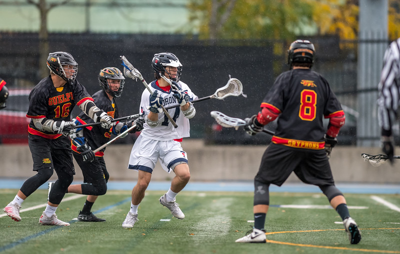 Guelph Gryphons at Toronto Varsity Blues