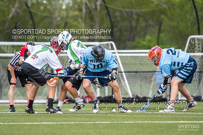 Mimico vs Clarington