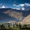 Discussing the day below the Nun Kun Massif, Suru Valley, Ladakh
