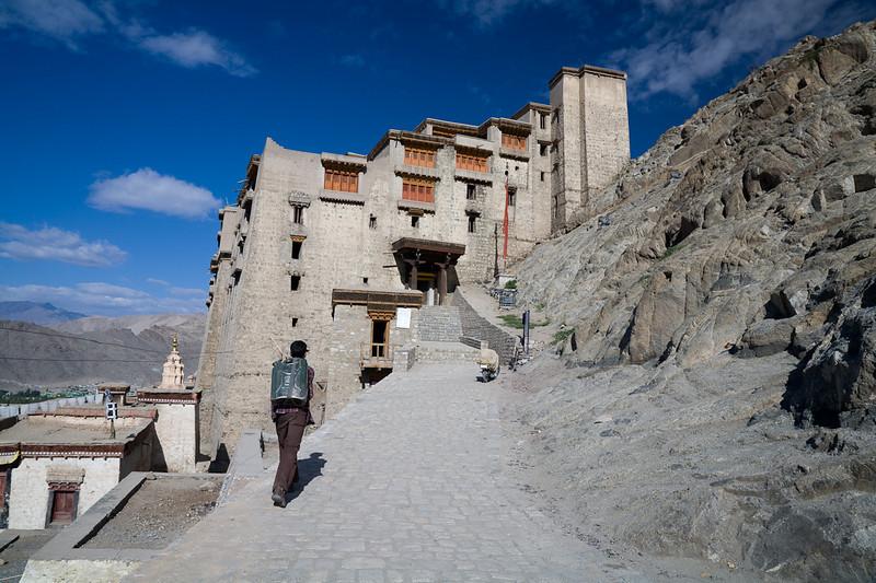 Leh Palace, Leh, Ladakh