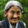 Tibetan woman, Dharamsala, Himachal Pradesh