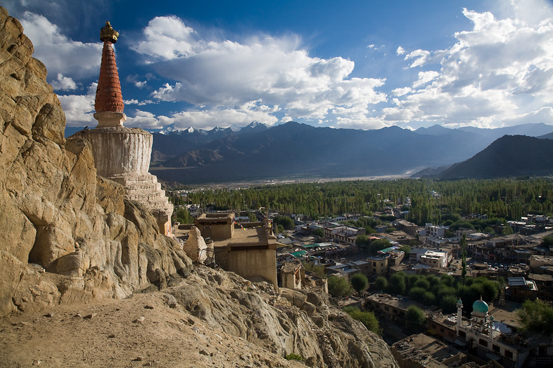 Leh and the Indus River Valley, Ladakh