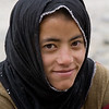 Muslim girl, Zanskar Valley, Ladakh
