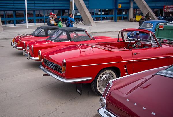 Lahti Classic Motor show 2013
