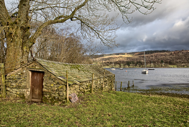 Coniston Boathouse