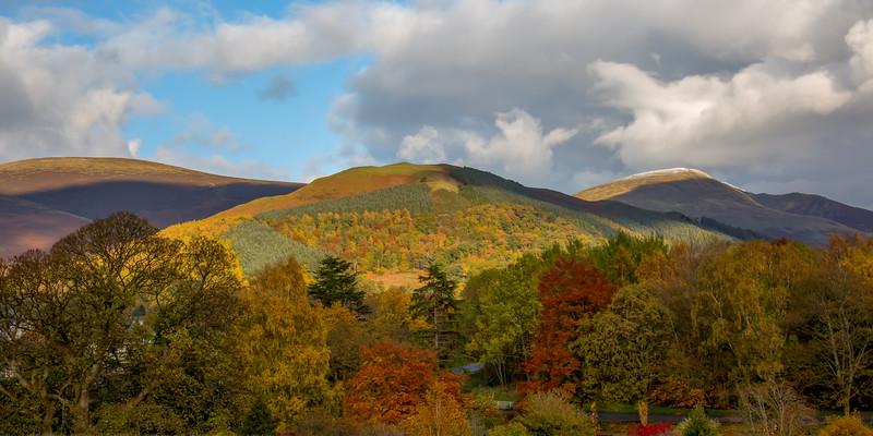 Latrigg's Autumn Colours