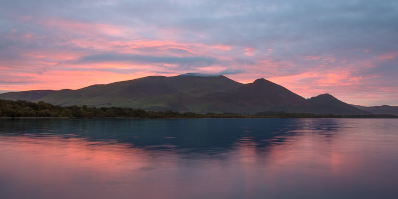 Skiddaw Sunrise