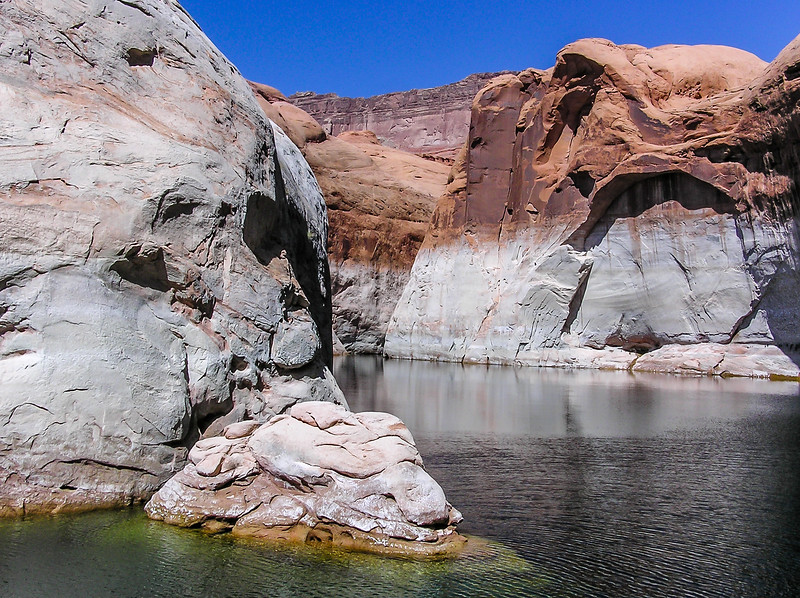 Clear Waters of Lake Powell