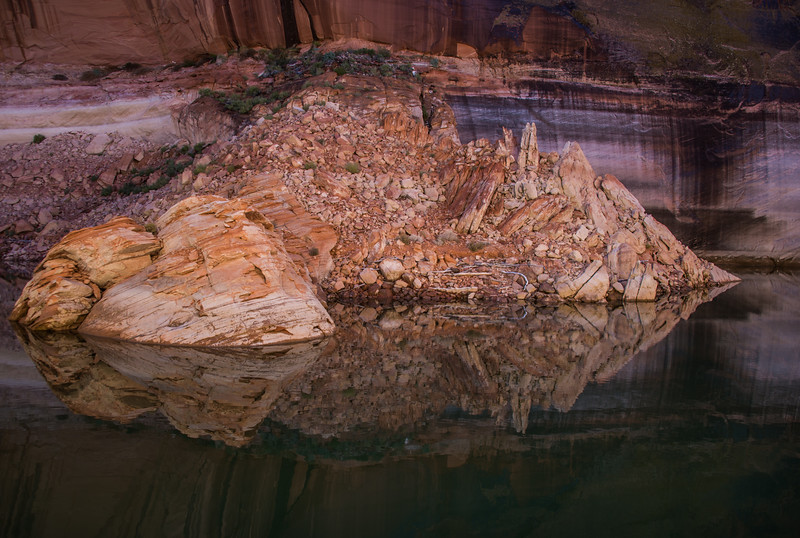 Lake Powell, Arizona and Utah