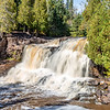 Cascading Upper Gooseberry Falls