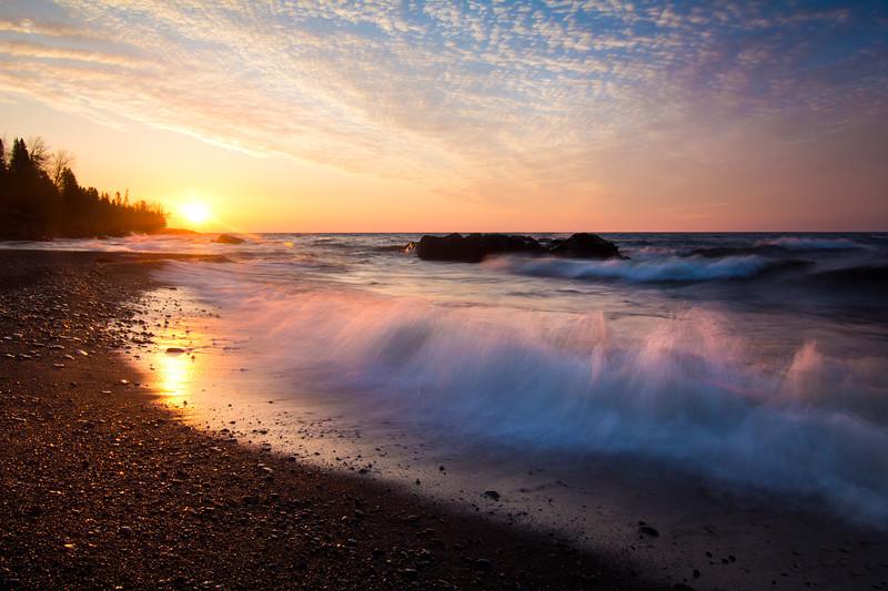 Lutsen Sunrise