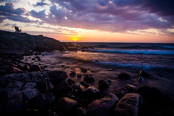 Larsmont Sunrise