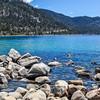 Boulder Shore of Lake Tahoe