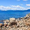 Boulder Beach on Lake Tahoe