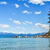 Lone Pine Tree & Lake Tahoe