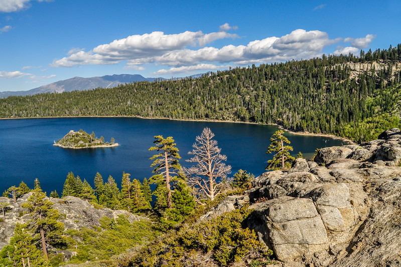 Lake Tahoe Island