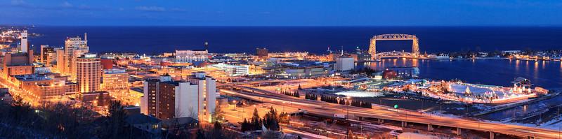 Christmas City Panorama
