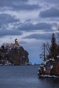 Winter Light - Split Rock Lighthouse