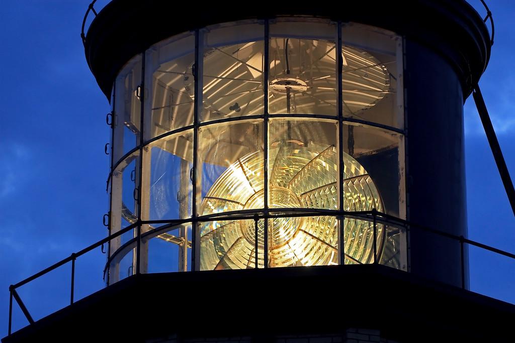 Night Light - Split Rock Lighthouse