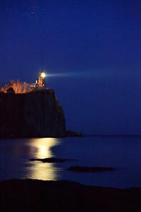 Starlight and Shore Light