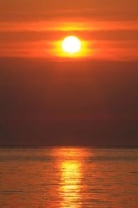 Morning Gold - Lake Superior