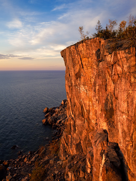 The East Face – Palisade Head