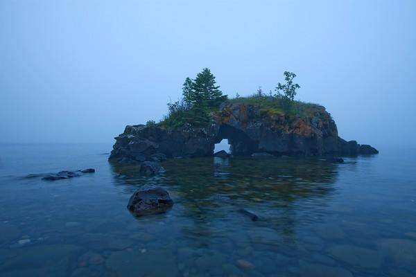 Hollow Rock Fog