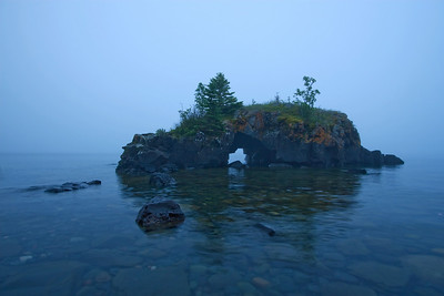 Hollow Rock Fog