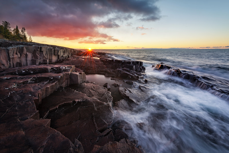 Surf & Sunrise