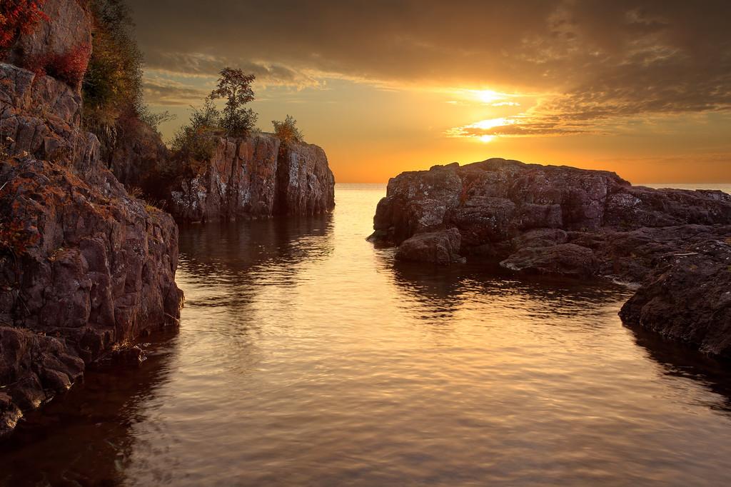 Temperance River Sunrise