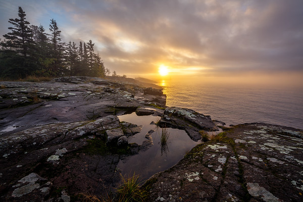 North Shore Lake Superior Landscapes