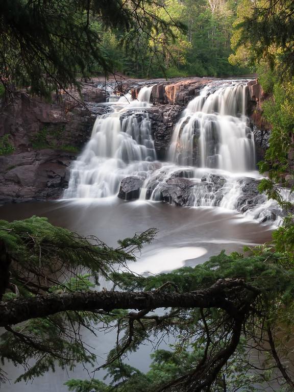 Upper Gooseberry Falls II