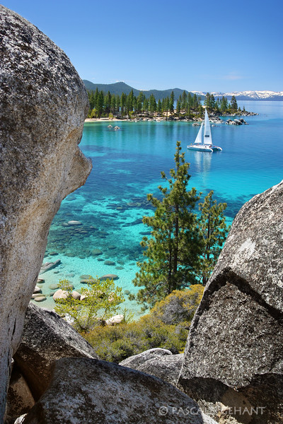 Sailing on Lake Tahoe 2