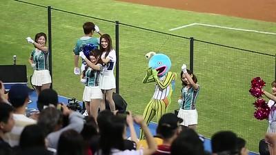 IMG_4812 謎之魚應援 日本武士隊 chance チャンス侍 朱育賢