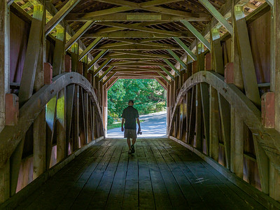 ©2020 Dennis A  Mook; All Rights Reserved; Lancaster County; Photographer Covered Bridge-