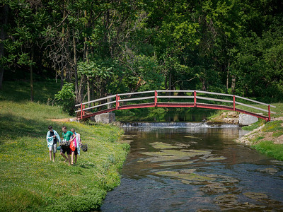 ©2020 Dennis A  Mook; All Rights Reserved; Lancaster County; The Swimming Hole-000575