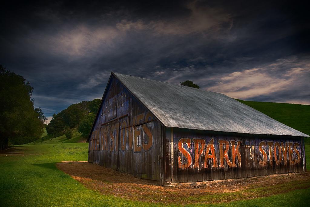 Spark Stoves Barn