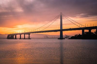 Eastern Span Sunrise 7