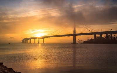 Eastern Span Sunrise 6