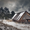 Barn in Divide