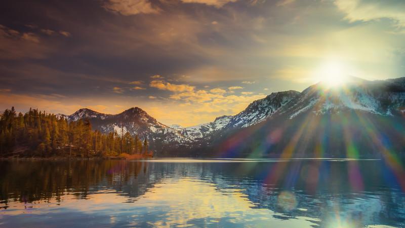Vintage Lake Tahoe