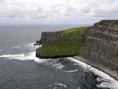 Cliffs of Moher - Ireland - August 12, 2008