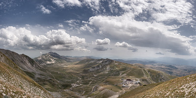 Campo Imperatore - L'Aquila, Italy - August 12, 2019