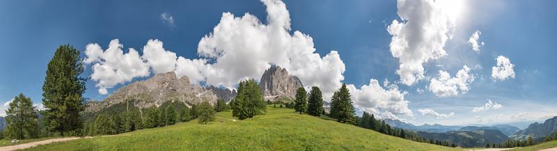 Rosengarten - Tiers, Bozen, Italy - June 27, 2021